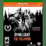 Dying Light The Following Edição Aprimorada Xbox One - Mídia Digital