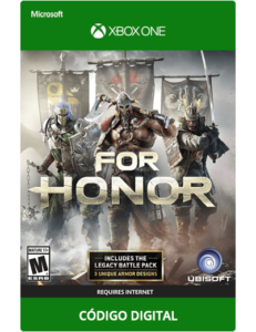 For-Honor-Xbox-One-Codigo-25-Digitos