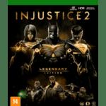 Injustice 2 Legendary Xbox One Código