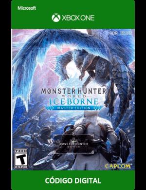 Monster-Hunter-World-Iceborne-Xbox-One-Codigo-25-Digitos