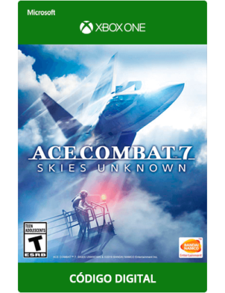 Ace-Combat-7-Xbox-One-código-25-digitos