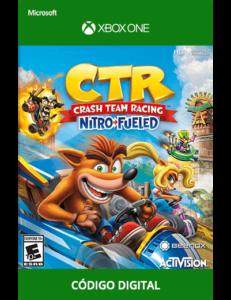 Crash-Team-Racing-Nitro-Fueled-Xbox-One-código-25-dígitos