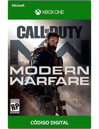 Call-Of-Duty-Modern-Warfare-Xbox-ONe-Código-25-Dígitos