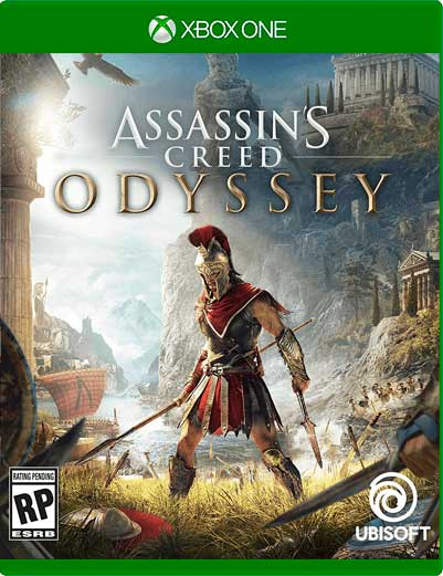 Assassin's Creed Odyssey Xbox One Mídia Digital