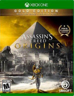 Assassin's Creed Origins Gold Xbox One Mídia Digital