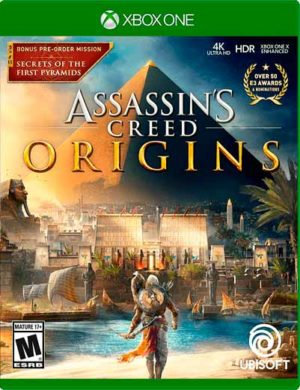 Assassin's Creed Origins Mídia Digital