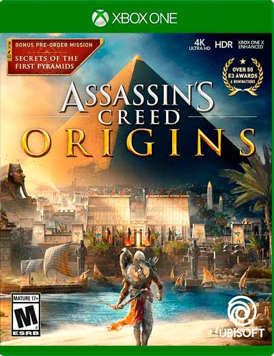 Assassin's Creed Origins Mídia Digital