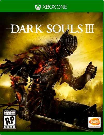 Dark Souls 3 Xbox One Midia Digital