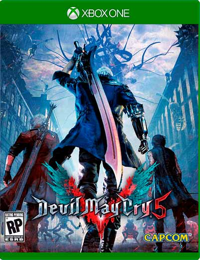 Devil May Cry 5 Xbox One Mídia Digital