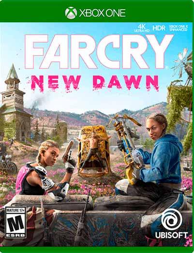 Far Cry New Dawn Xbox One Mídia Digital