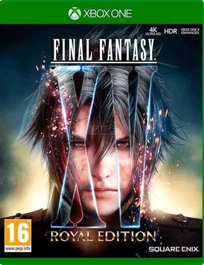 Final Fantasy XV Royal Xbox One Mídia Digital