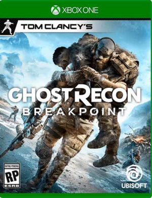 Ghost Recon Breakpoint Xbox One Mídia Digital