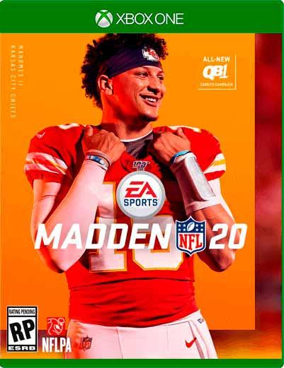 Madden NFL 20 Xbox One Mídia Digital