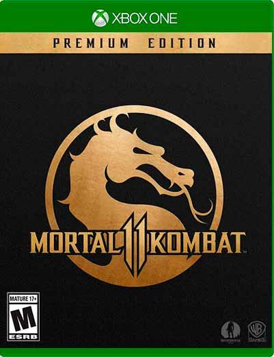 Mortal Kombat 11 Premium Xbox One Mídia Digital