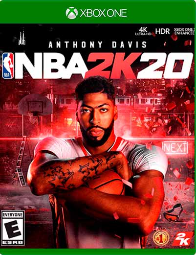 NBA 2K20 Xbox One Mídia Digital