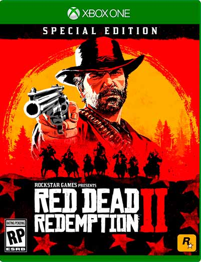 Red Dead Redemption 2 Especial Mídia Digital