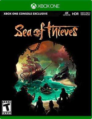 Sea of Thieves Xbox One Mídia Digital