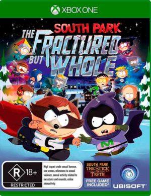 South Park a fenda que a bunda força Xbox One Mídia Digital