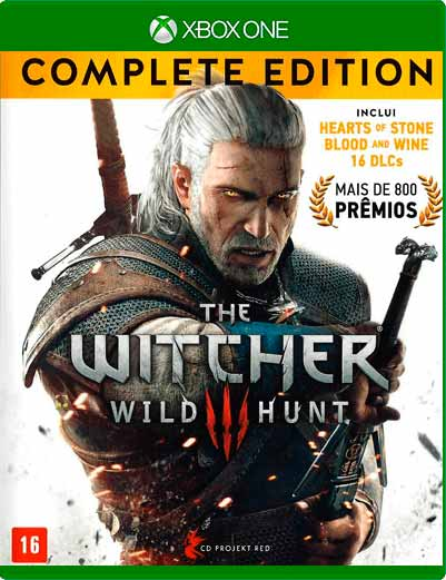 The Witcher 3 Complete Edition Xbox One Mídia Digital