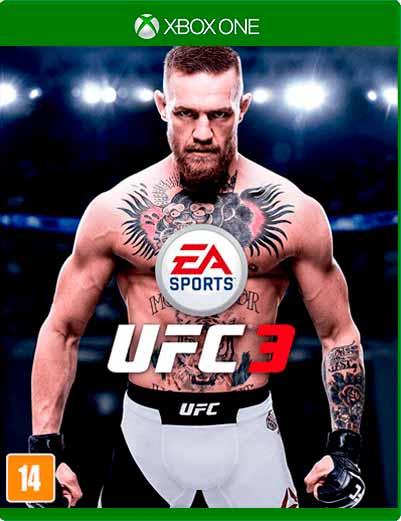 EA SPORTS UFC 3 Xbox One Mídia Digital
