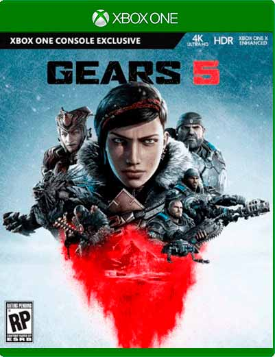 Gears 5 Mídia Digital