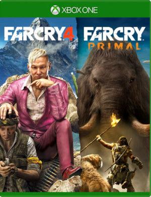 Far-Cry-4---Far-Cry-Primal-Xbox-One-Midia-Digital