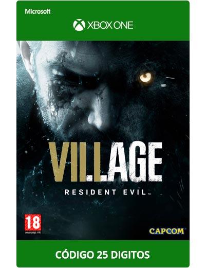 Resident-Evil-Village-Xbox-One-Codigo-25-digitos